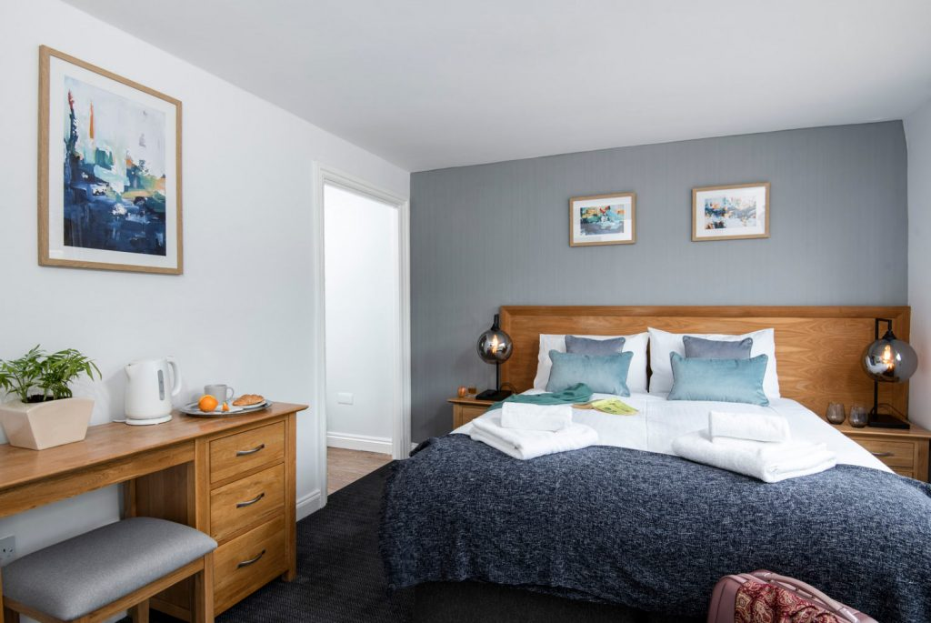 Double Room at Lakeview Manor