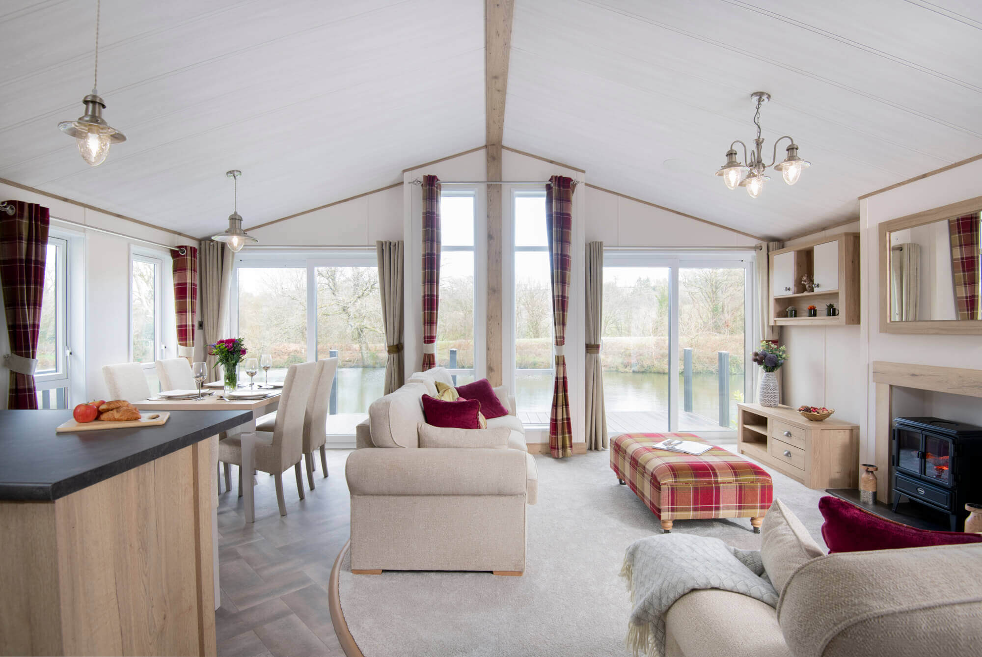 ABI Harrogate open plan living area