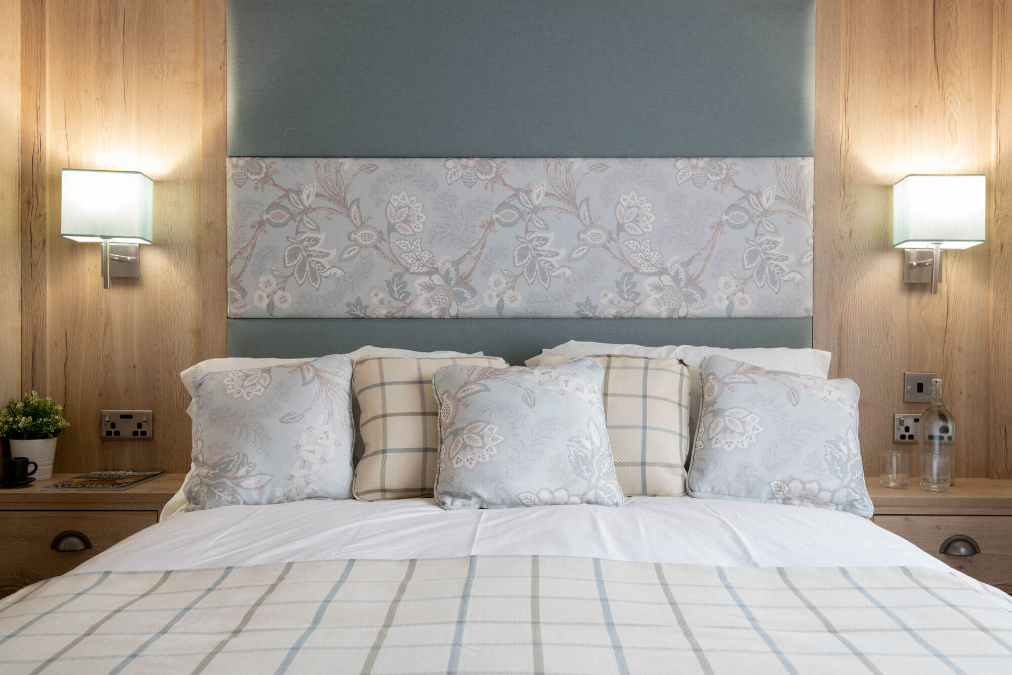 ABI Harrogate master bedroom