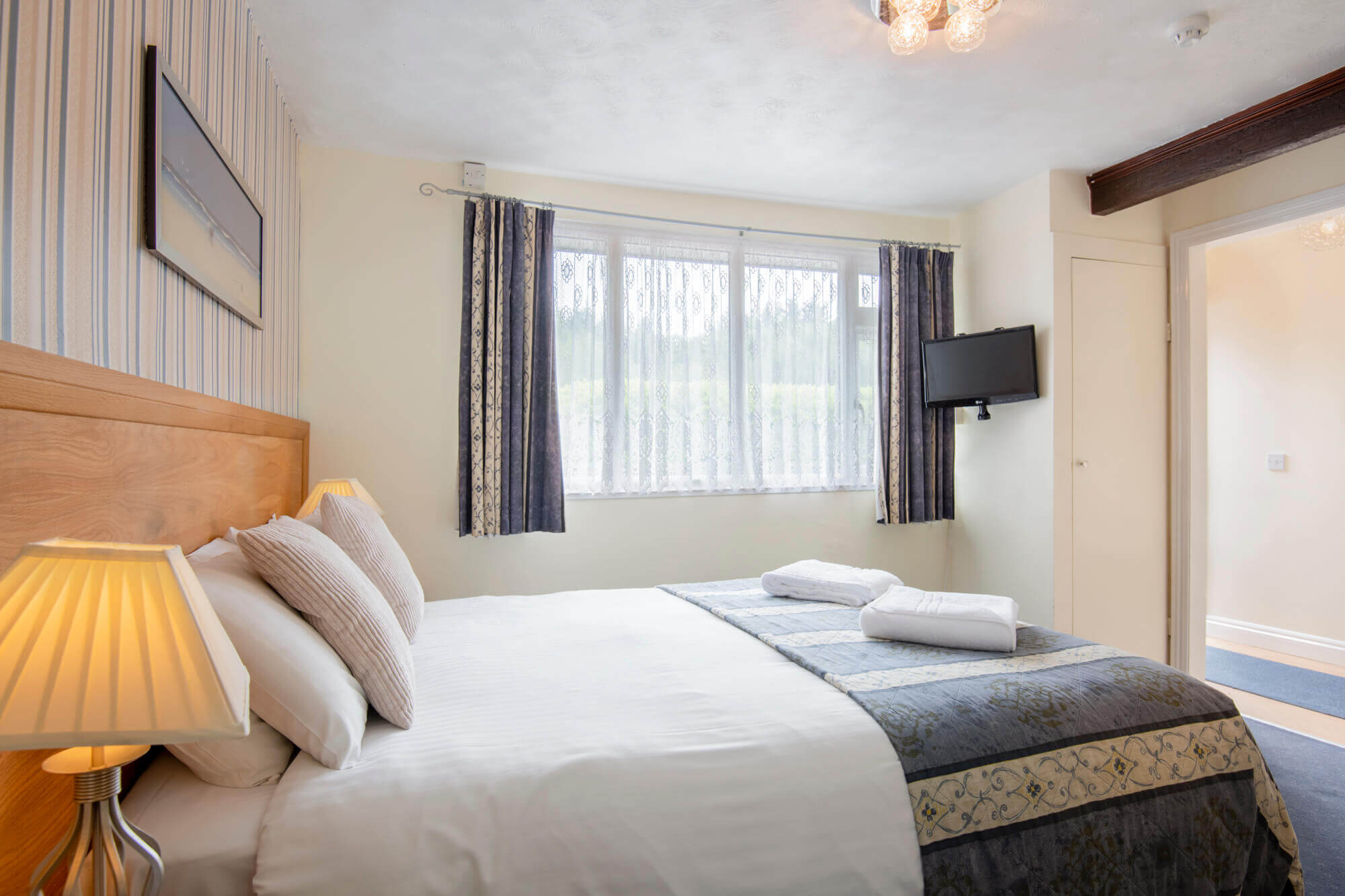 The Stables (pet friendly) double room