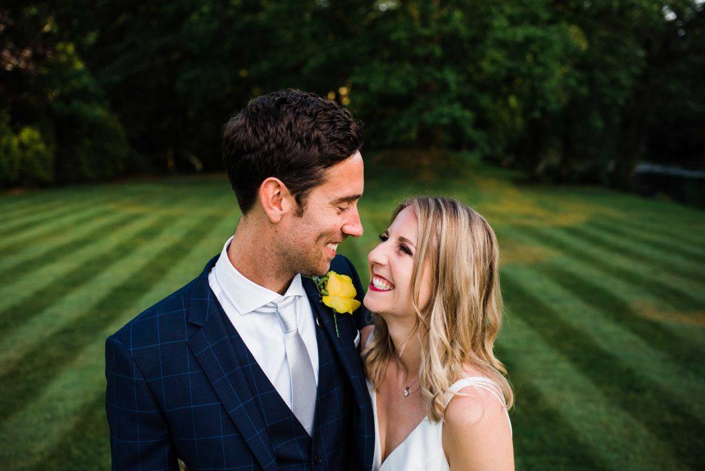 Chloe and Chris Wedding Photo