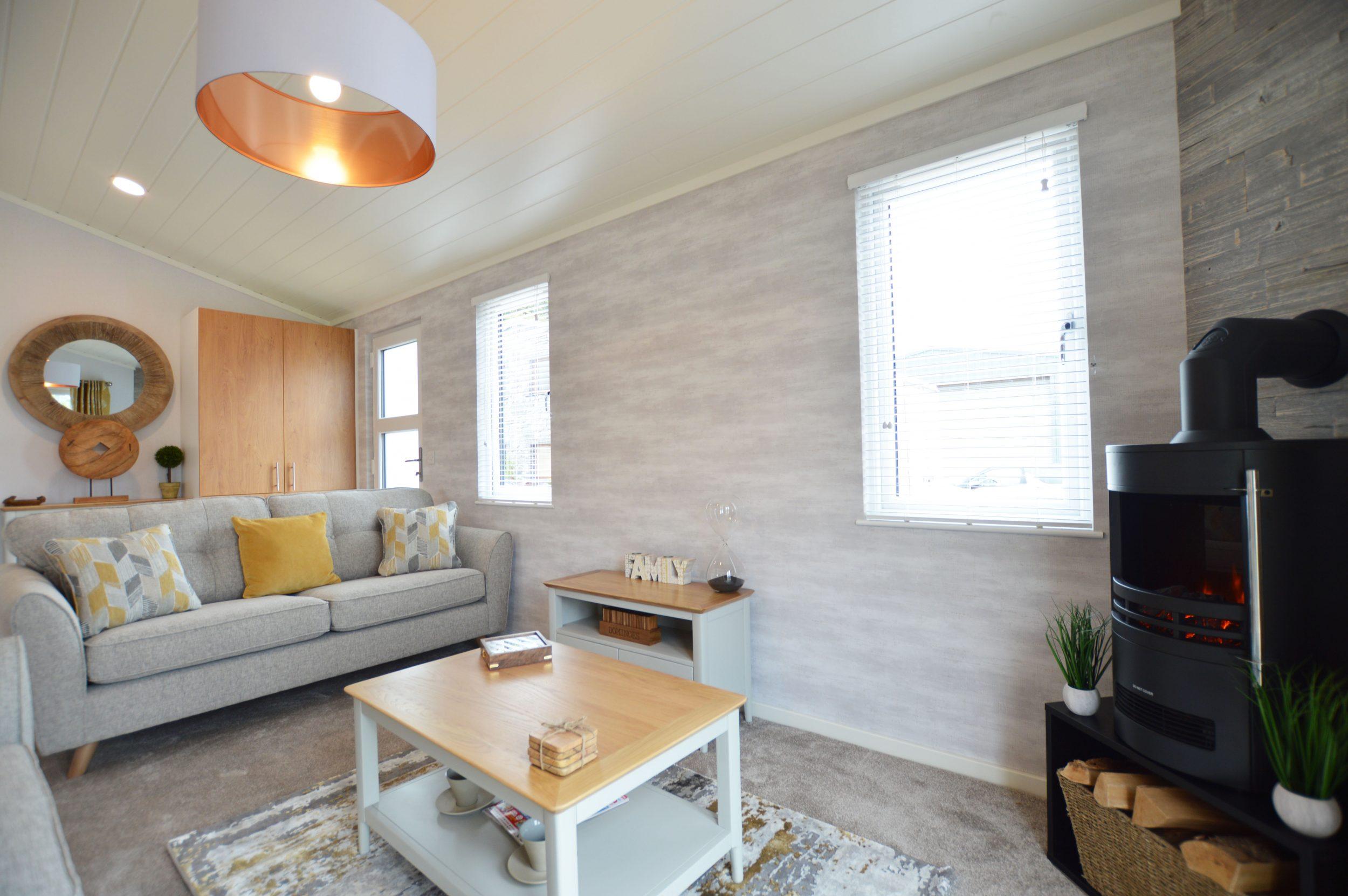 The Oslo Lodge - Lounge