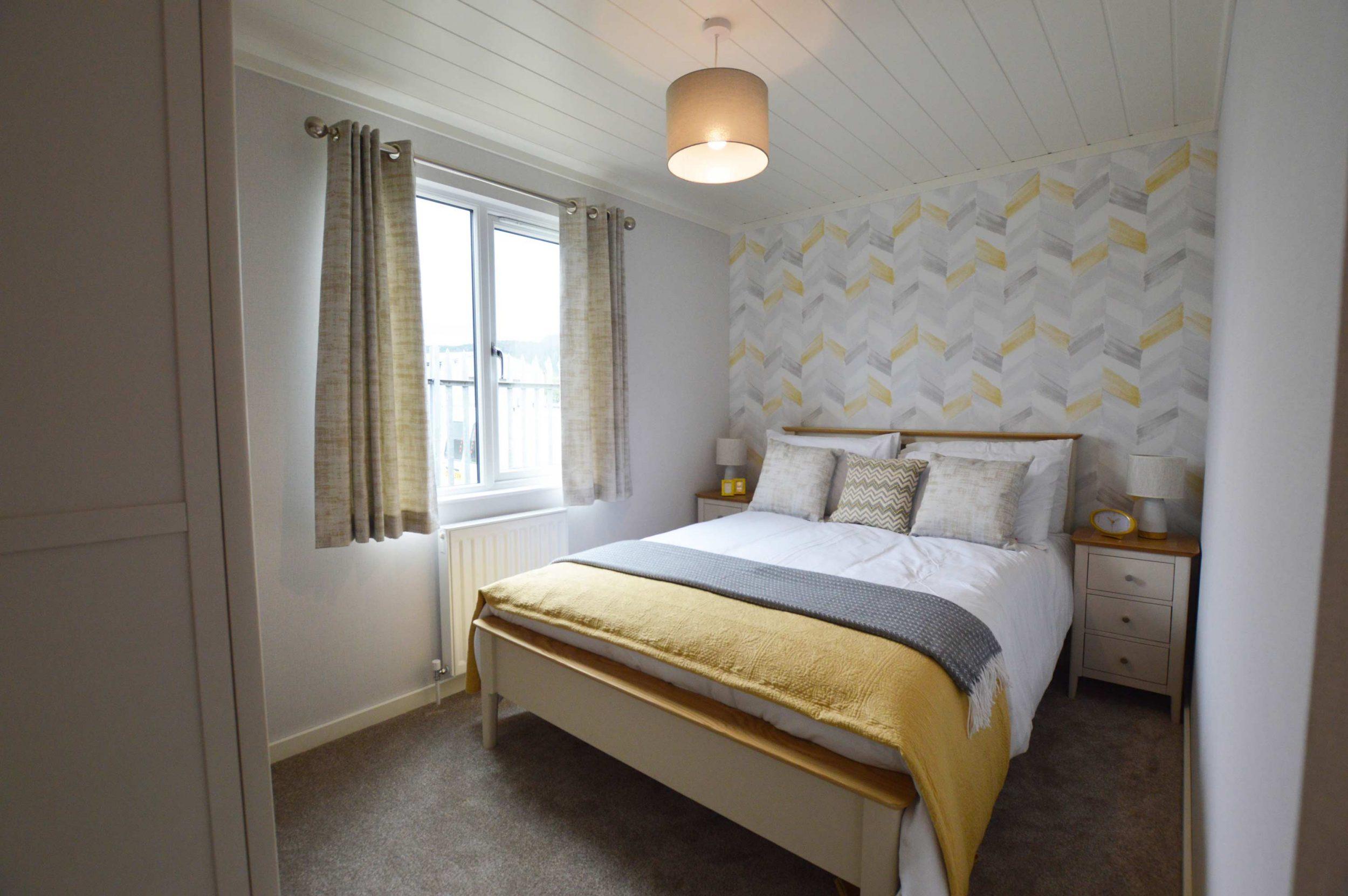 The Oslo Lodge - Double Bedroom
