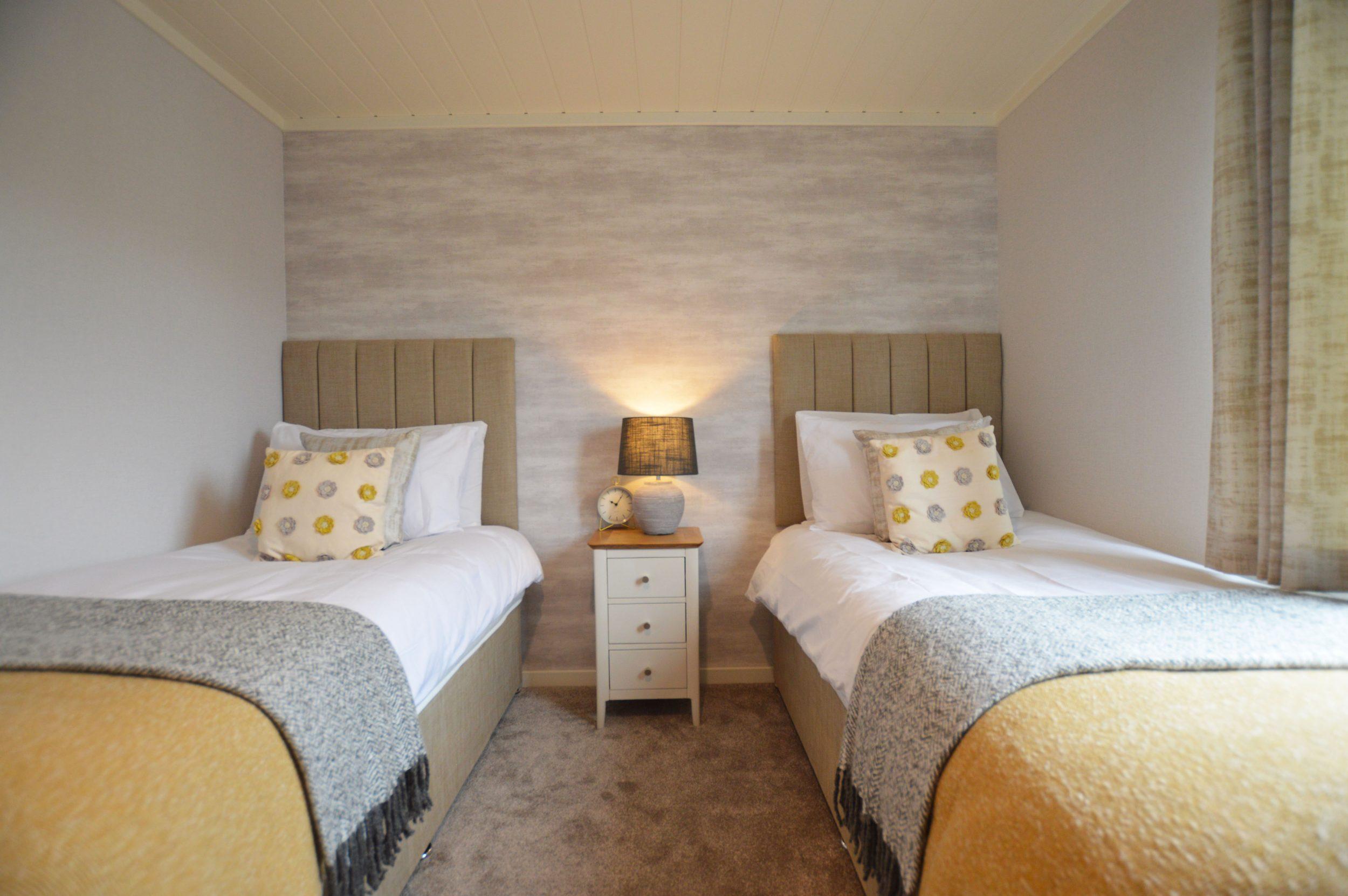 The Oslo Lodge - Twin room