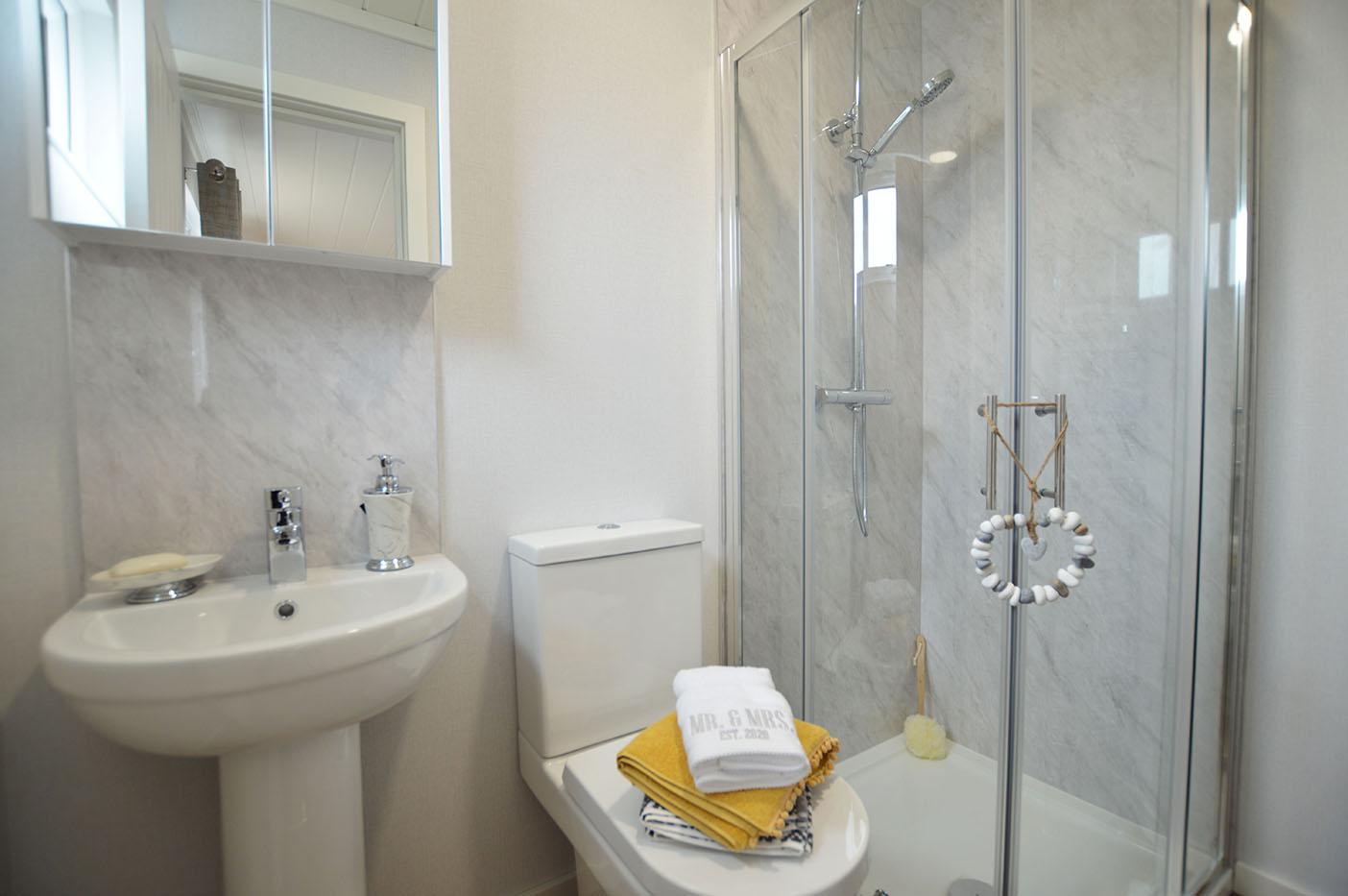 The Oslo Lodge - Bathroom