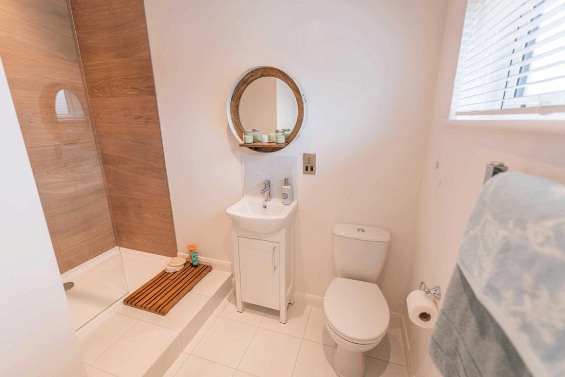 The Pathfinder Retreat - Bathroom