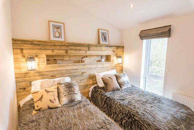 The Pathfinder Retreat - Twin Bedroom